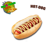 HOT-DOG SÜLTVIRSLIS